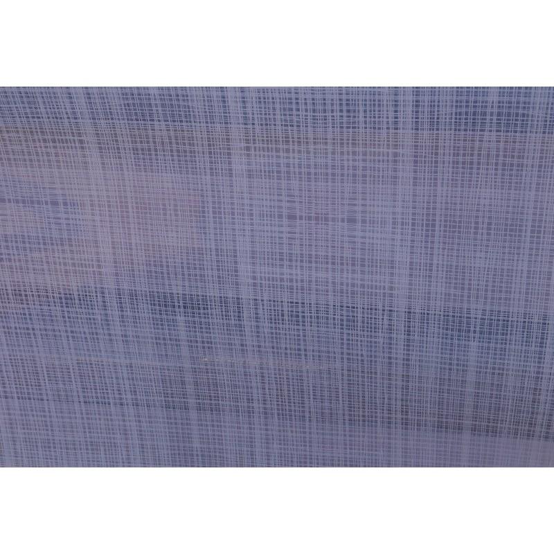 Rouleau de 25 mètres nappe transparent 50/100 sur 1m40 texture maille
