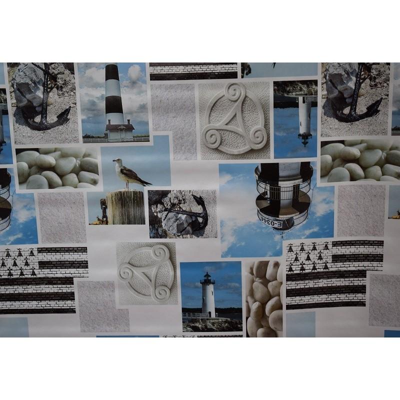 nappe cire affordable nappe cire design finest toile cire au mtre largeur cm with nappe cire. Black Bedroom Furniture Sets. Home Design Ideas