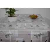 NAPPE PROTEGE TABLE 140 CM AROMATIC ECRU