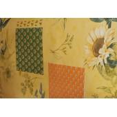 NAPPE PROTEGE TABLE IMPRIME 140 provençale jaune