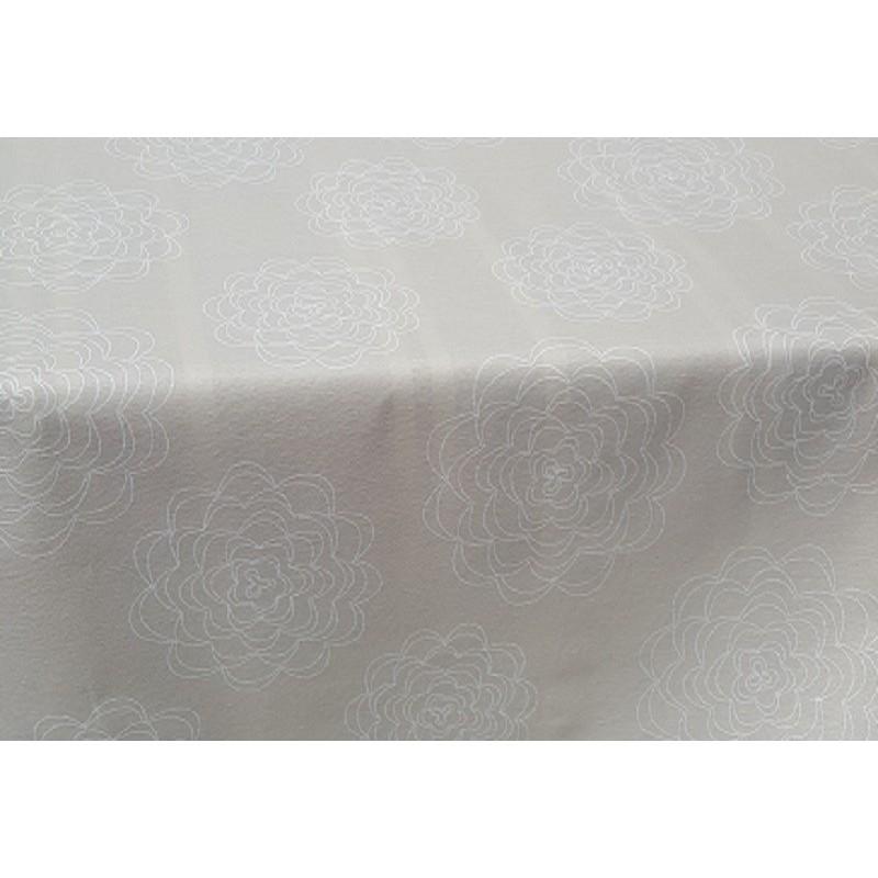 rouleau de nappe en coton enduit de qualit anti t che. Black Bedroom Furniture Sets. Home Design Ideas