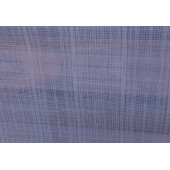 NAPPE TRANSPARENTE 140 EFFET TEXTURE MAILLERONDE OVALE CARRE RECTANGLE